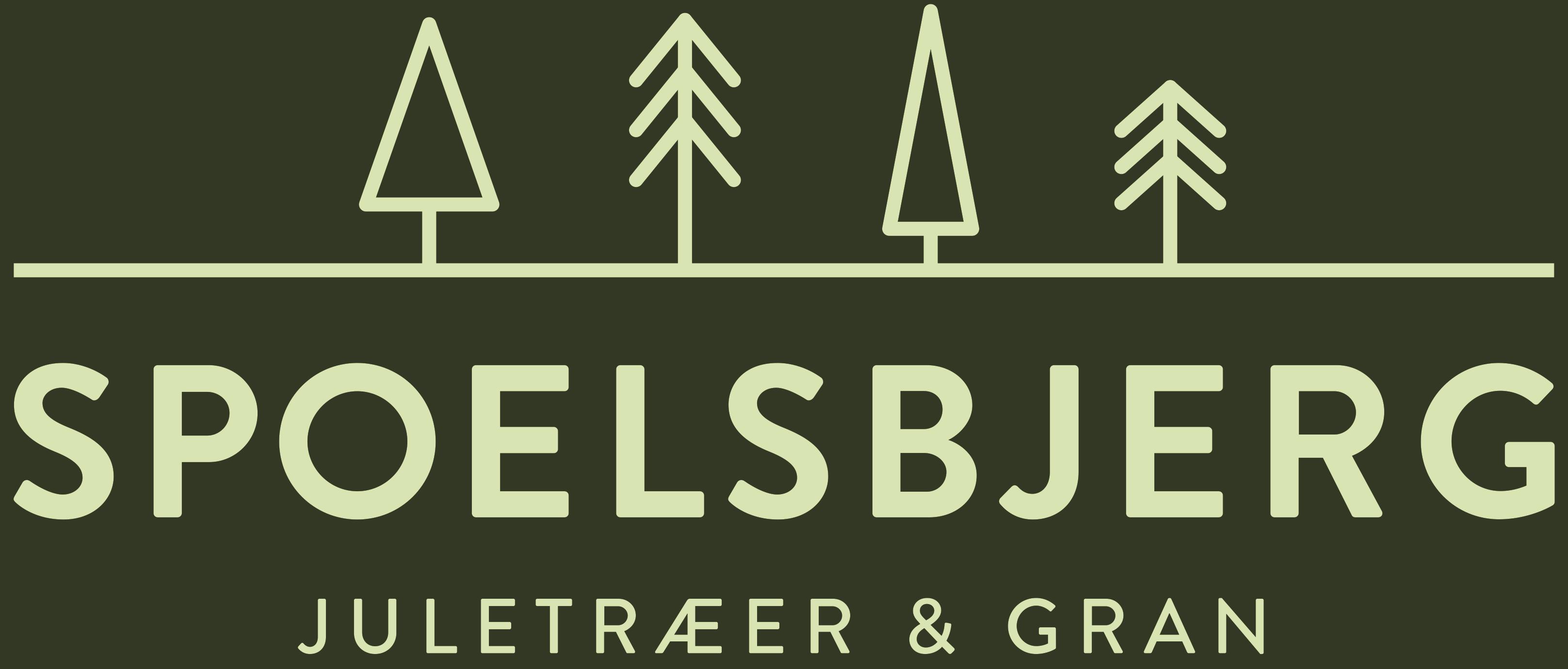 Spoelsbjerg Juletræer